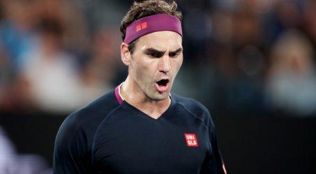 Federer planira nastup na OI u Tokiju – ako koljeno izdrži