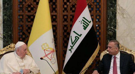 """Papa Franjo u Iraku: """"Toliko se želim susresti s vama, vidjeti vaša lica, posjetiti vašu zemlju"""""""