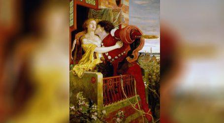 Romeo i Julija, jedna od najvećih ljubavnih tragedija