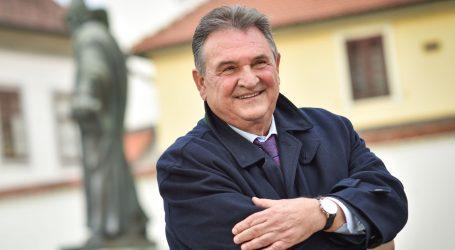 Radimir Čačić na izborima traži novi mandat varaždinskog župana