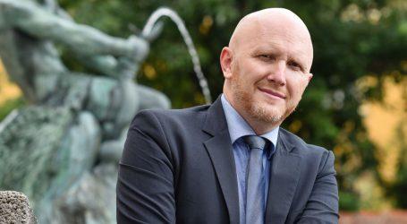 Renato Petek u kampanji s Joškom Klisovićem, bit će kandidat za zamjenika gradonačelnika