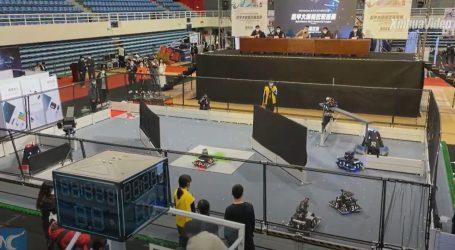 RoboMaster: Azijsko studentsko natjecanje u robotici