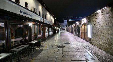 Sarajevo ide u lockdown: Radit će samo ljekarne, prodavaonice hrane i benzinske pumpe