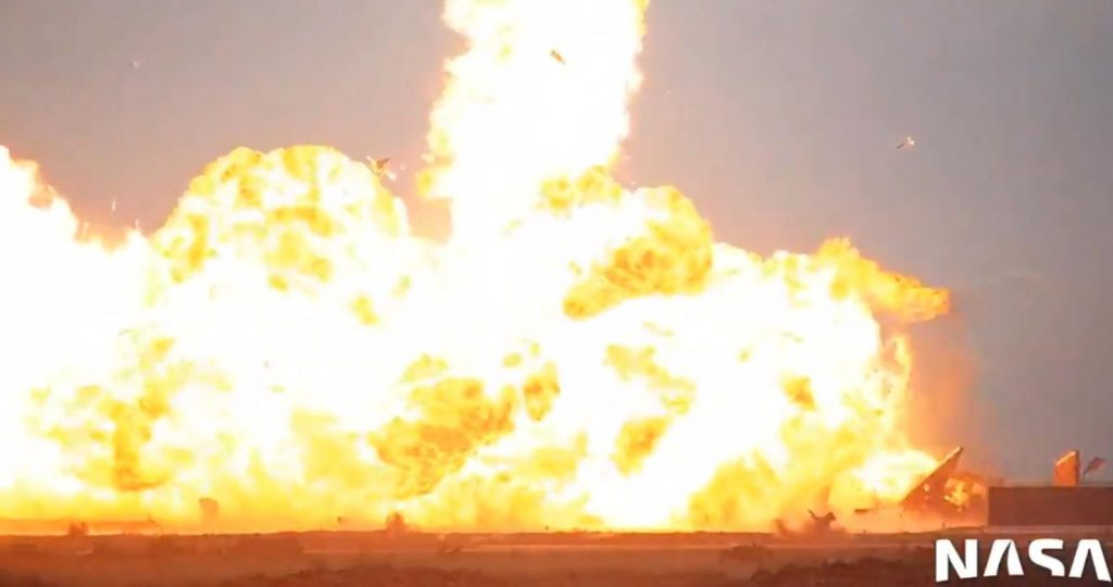 VIDEO: Raketa kompanije SpaceX uspješno odradila testni let, no nakon slijetanja došlo je do eksplozije!
