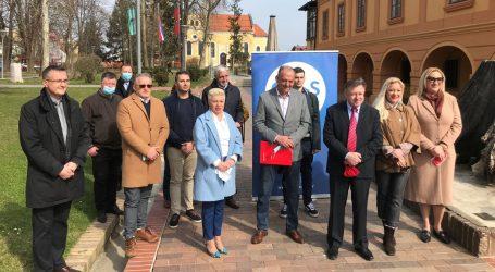 SDP i GLAS u Velikoj Gorici izlaze zajedno na svibanjske izbore