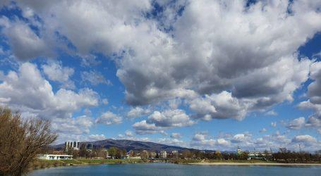 U unutrašnjosti oblačno sa sunčanim razdobljima, na Jadranu sunčano