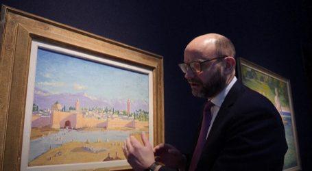Umjetničko djelo Sir Winstona Churchilla prodano za više milijuna funti