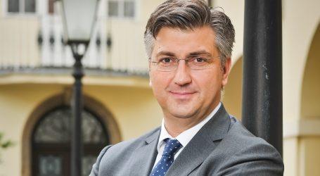 """Plenković: """"Ni HDZ ni Vlada nisu krivi za stanje u pravosuđu"""""""