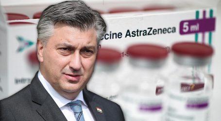 Andrej Plenković cijepit će se AstraZenecom