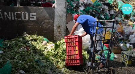 Objavljeno izvješće UN-a o bacanju hrane