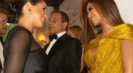 Beyoncé nahvalila hrabrost i vodstvo Meghan Markle nakon intervju sa Oprah