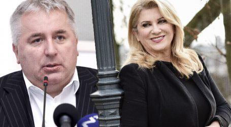 Bože Vukušić objavio da je 'hakiran i partijski dosje Vesne Škare Ožbolt', ona mu opisala svoj 'komunistički put'