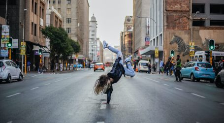 Djevojke iz Sydneya sve uspješnije na australskoj breakdance sceni