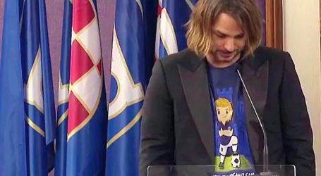 Niko Kranjčar: 'Dragi tata Cico, bio si maskota svih onih koji vole naš Dinamo'