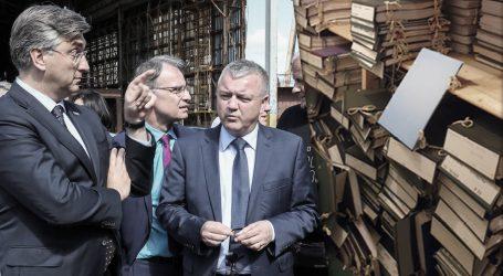 HDZ-ov kadar na čelu CERP-a dopušta propadanje vrijedne arhive što bi sakrilo tragove privatizacijskog kriminala
