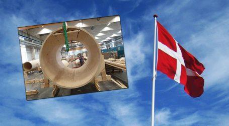Danska inovacija: Vjetroelektrane na drvenim tornjevima