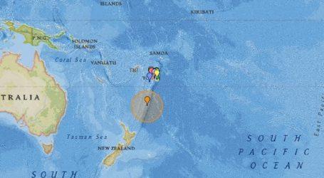 Novi snažan potres pogodio Novi Zeland, krenula evakuacija