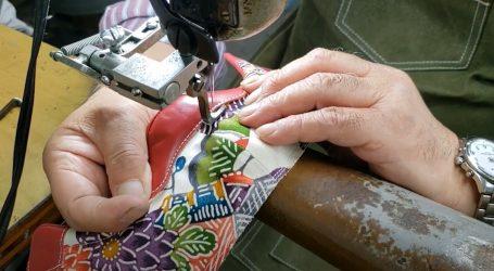 Tradicionalne kimono cipele su i danas tražene