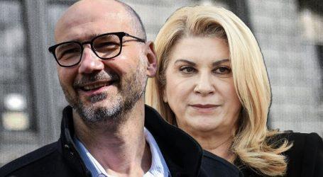 U SDP-u kao glavnu konkurenticu Jošku Klisoviću u borbi za drugi krug vide Vesnu Škare-Ožbolt