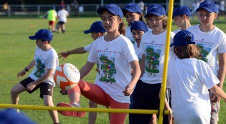 Kako jednostavnim sportskim igrama zabaviti djecu