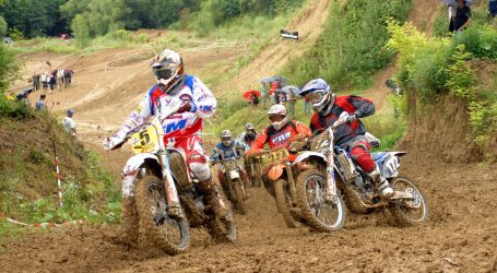 Ekstremnu motocross utrku Anilao savladali su samo najuporniji