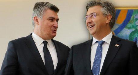 Milanović i Plenković štite šefa vojnih špijuna koji je nezakonito prisluškivao časnika