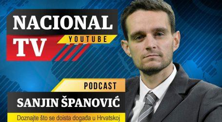 """Nacional TV Podcast: Sanjin Španović: """"Velimir Zajec je mitska figura Dinamove povijesti"""""""