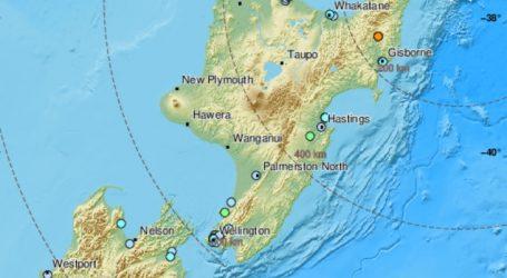 Potres magnitude 6.9 pogodio je Novi Zeland, očekuje se cunami