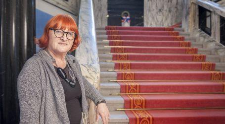 RADA BORIĆ: 'Klijentelizam i mreža Bandićevih ljudi od povjerenja u Zagrebu mogu preživjeti samo uz HDZ'