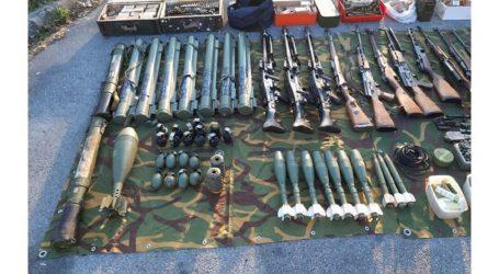 Siščanin policiji predao oružja za cijelu vojnu postrojbu