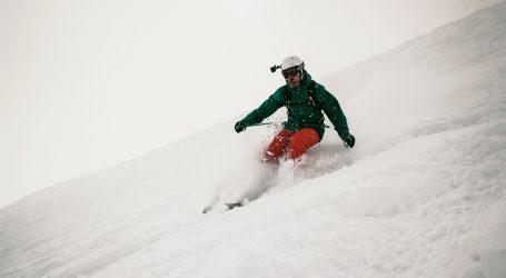 Pogledajte, ovo su slobodne vožnje skijaša niz padine švicarskih Alpa