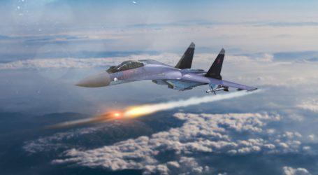 Ruski avioni gađali pobunjeničke kampove u Siriji