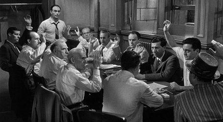 Prvijenac Sidneyja Lumeta, '12 gnjevnih ljudi', imao je premijeru pred 64 godine