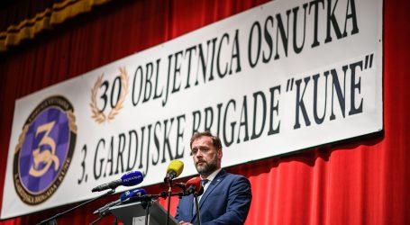 """Banožić: Hrvatska je spremna poduprijeti transformacije Kosovskih sigurnosnih snaga u regularnu vojsku"""""""