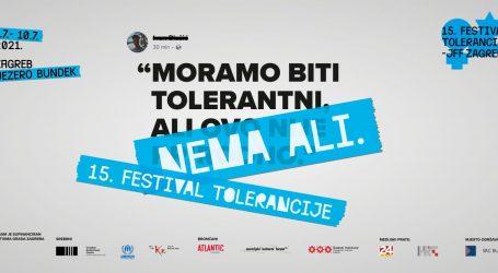 15. Festival tolerancije pod vedrim zagrebačkim nebom