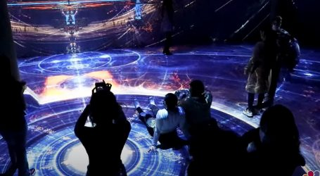 New York: Izložba svjetlosnih instalacija i efekata posjetitelje vodi u 'drugu dimenziju'