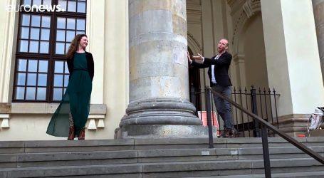 Popularne opere na otvorenom u Berlinu izvodi mladi umjetnički par