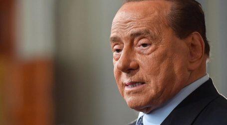 Berlusconi završio u bolnici