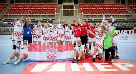 Hrvatske rukometašice 'srušile' svjetske prvakinje na otvaranju HEP Croatia Cupa