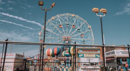 Coney Island ponovno otvoren, bio je bez posjetitelja 18 mjeseci