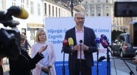 """Joško Klisović: """"Centar Zagreba treba cjelovitu i temeljitu obnovu"""""""