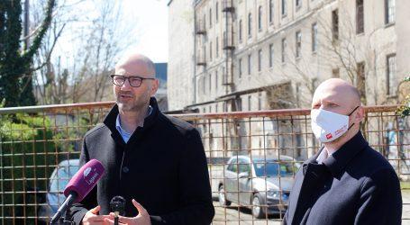 Klisović: Zaustavit ćemo prodaju gradske imovine Gredelja, Paromlina i Zagrepčanke i urbano revitalizirati taj prostor