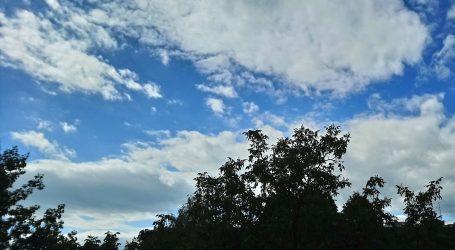 Djelomice, ponegdje i pretežno sunčano