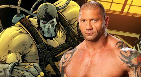 Dave Bautista želi ulogu Batmanovog negativca Banea. Ismijali su ga.