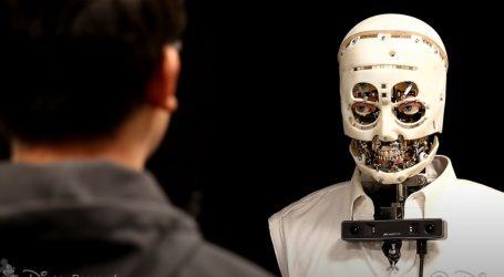 Disneyevi znanstvenici poboljšali svog humanoidnog robota, sada komunicira i pogledom