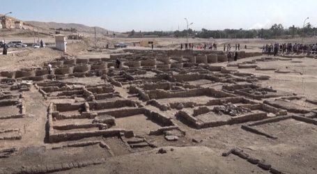 Egipat: Arheolozi nastavljaju istraživati lokalitet drevnog grada u blizini Luksora