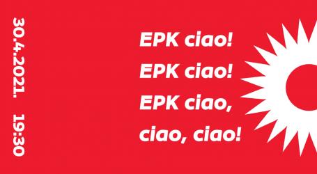 """Rijeka2020 Europska prijestolnica kulture: U petak završni maratonski online program """"EPK, ciao, ciao, ciao!"""""""