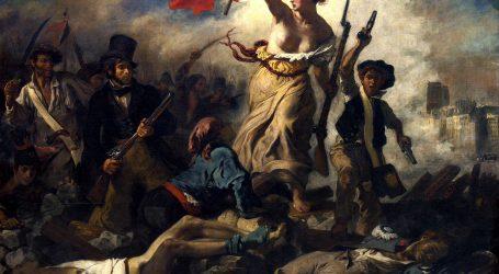 """'Sloboda vodi narod' Eugenea Delacroixa: """"Iako se nisam borio za svoju zemlju, slikao sam za nju"""""""