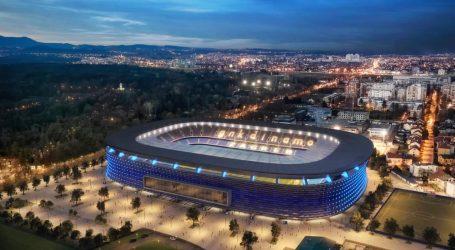 Dinamo predstavio izgled novog stadiona, koštao bi 60 milijuna eura