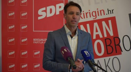 """SDP-ov kandidat za Opatiju: """"U prvom mandatu sagradit ćemo stotinjak stanova za jeftini najam"""""""